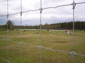 Booneville runway extention through a cemetary